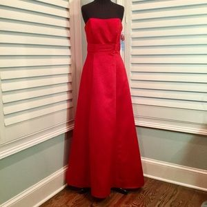 NWT, Alfred Angelo Formal Gown, 8